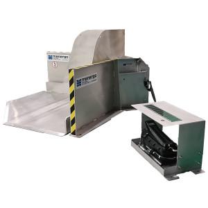 Présentoir Inclineur en coin INDIAPIK 30° INOX - Devis sur Techni-Contact.com - 2