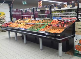 Présentoir métallique fruits et légumes - Devis sur Techni-Contact.com - 2