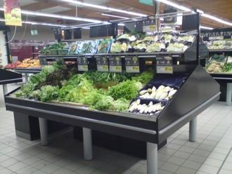 Présentoir métallique fruits et légumes - Devis sur Techni-Contact.com - 3
