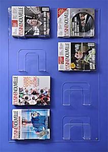 Présentoir mural magazine 8 cases - Devis sur Techni-Contact.com - 3