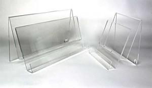 Présentoir plexi comptoir 2 étages - Devis sur Techni-Contact.com - 2