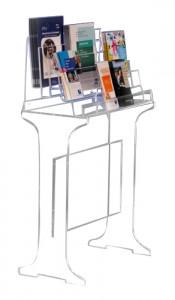 Présentoir plexiglas polyvalent - Devis sur Techni-Contact.com - 2