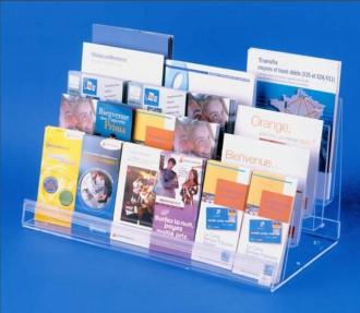 Présentoir plexiglas polyvalent - Devis sur Techni-Contact.com - 3