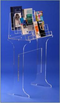 Présentoir plexiglas polyvalent - Devis sur Techni-Contact.com - 4