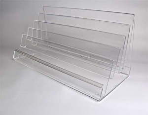 Présentoir plexiglas polyvalent - Devis sur Techni-Contact.com - 5