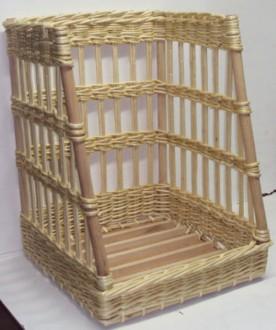 Présentoir pour baguettes en osier - Devis sur Techni-Contact.com - 2