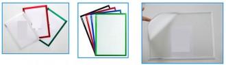Présentoir pour brochure magnétique - Devis sur Techni-Contact.com - 2