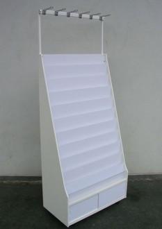 Présentoir pour cartes Largeur 75 cm - Devis sur Techni-Contact.com - 1