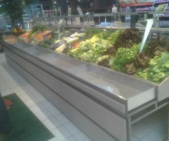 Présentoir pour fruits et légumes - Devis sur Techni-Contact.com - 2