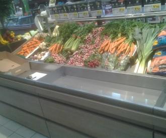 Présentoir pour fruits et légumes - Devis sur Techni-Contact.com - 3