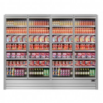 Présentoir réfrigéré à boissons - Devis sur Techni-Contact.com - 4