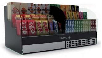 Présentoir snack - Devis sur Techni-Contact.com - 1
