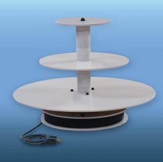 Présentoir tournant industriel - Devis sur Techni-Contact.com - 1