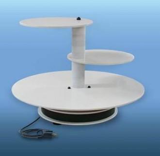 Présentoir tournant rotatif - Devis sur Techni-Contact.com - 1