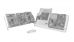 Présentoirs livres plexi - Devis sur Techni-Contact.com - 1