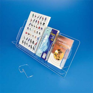Présentoirs livres plexi - Devis sur Techni-Contact.com - 4