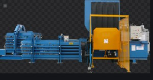 Presse à balle horizontale 120 tonnes - Devis sur Techni-Contact.com - 1
