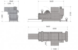 Presse à balle horizontale 30 tonnes - Devis sur Techni-Contact.com - 3