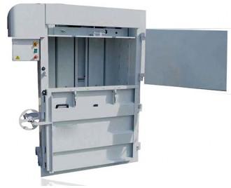 Presse à balle verticale 100 à 150 kg - Devis sur Techni-Contact.com - 1