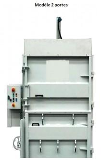 Presse à balle verticale 500 kg - Devis sur Techni-Contact.com - 1