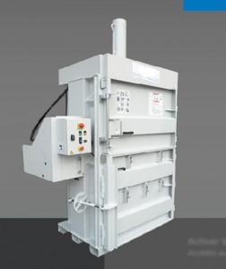 Presse à balle verticale 7,5 Kw - Devis sur Techni-Contact.com - 1