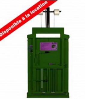 Presse à balle verticale 75 kg - Devis sur Techni-Contact.com - 1