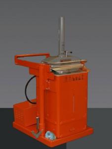 Presse à balle verticale flexible - Devis sur Techni-Contact.com - 1