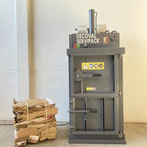 Presse à balles 25 kg - Devis sur Techni-Contact.com - 1