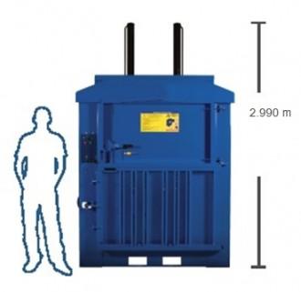 Presse à balles carton 300 kg - Devis sur Techni-Contact.com - 2
