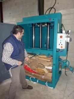 Presse à balles force 60 tonnes - Devis sur Techni-Contact.com - 3
