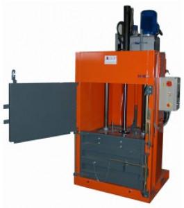 Presse à balles mono caisson pression compactage 16 tonnes - Devis sur Techni-Contact.com - 1