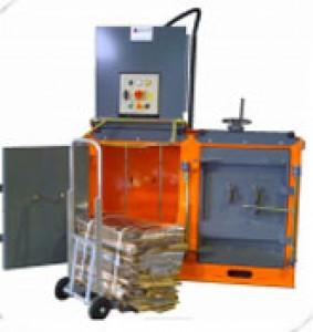 Presse à balles multi caissons pour compactage déchets - Devis sur Techni-Contact.com - 1