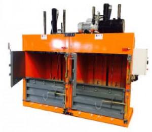 Presse à balles multi caissons pression compactage 10 tonnes - Devis sur Techni-Contact.com - 1