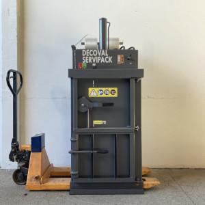 Presse à balles petites quantités déchets 20 - 30 kilos - Devis sur Techni-Contact.com - 3