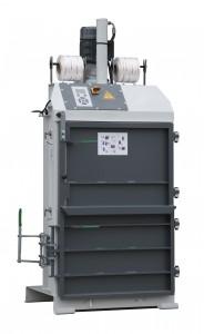 Presse à balles verticale 40 kN - Devis sur Techni-Contact.com - 1