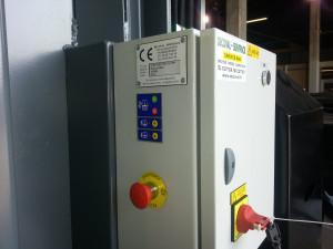 Presse à balles verticale 500 kg de carton - Devis sur Techni-Contact.com - 3