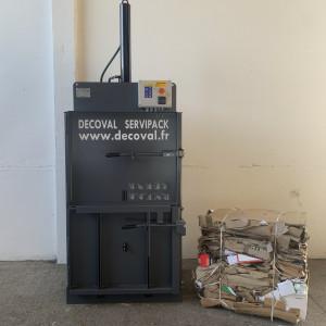 Presse à balles verticale 60 kg - Devis sur Techni-Contact.com - 2