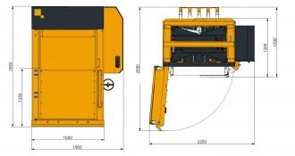 Presse à carton grande capacité - Devis sur Techni-Contact.com - 2