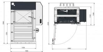 Presse à carton grande capacité - Devis sur Techni-Contact.com - 3