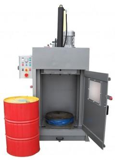Presse à fût 200 et 220 litres - Devis sur Techni-Contact.com - 1