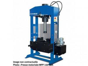 Presse à métaux motorisée - Devis sur Techni-Contact.com - 3