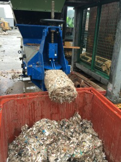 Presse à vis pour déchets - Devis sur Techni-Contact.com - 2