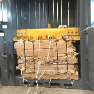 Presse carton balles 500 kg - Devis sur Techni-Contact.com - 4