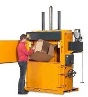 Presse carton grande échelle - Devis sur Techni-Contact.com - 1