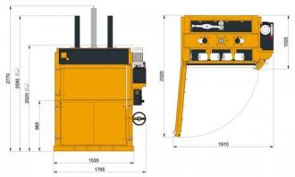 Presse carton grande échelle - Devis sur Techni-Contact.com - 2
