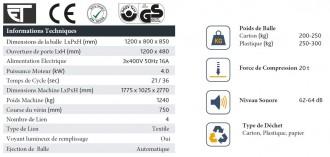 Presse carton grande échelle - Devis sur Techni-Contact.com - 3