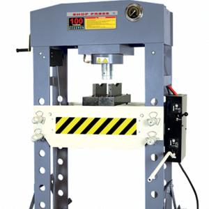 Presse d'atelier hydraulique et pneumatique - Devis sur Techni-Contact.com - 1