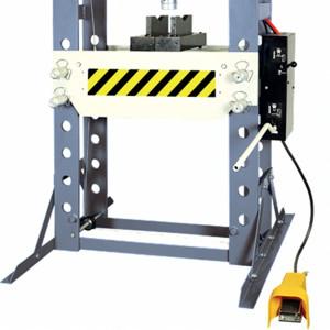 Presse d'atelier hydraulique et pneumatique - Devis sur Techni-Contact.com - 2