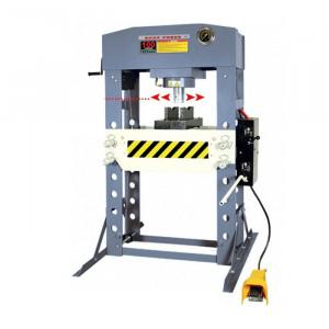 Presse d'atelier hydraulique et pneumatique - Devis sur Techni-Contact.com - 3