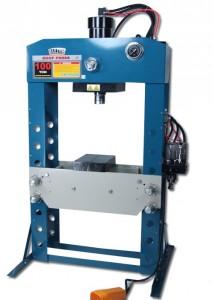 Presse d'atelier pneumatique 100 tonnes - Devis sur Techni-Contact.com - 1